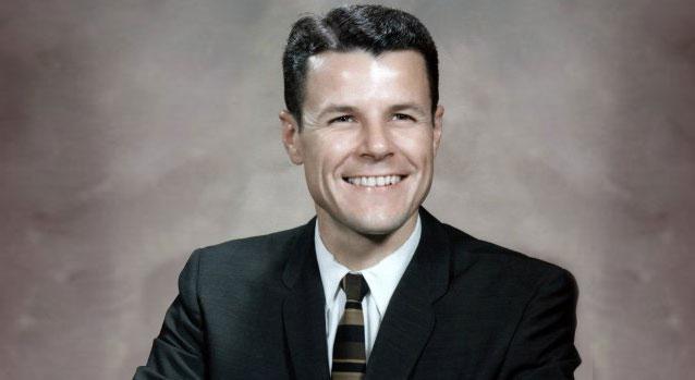 Elliot McKay See, Jr. – Charles Arthur Bassett II.