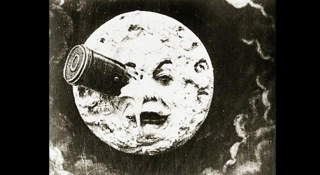 Julio Verne. De la Tierra a la Luna.
