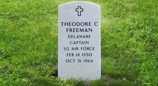 Theodore Cordy Freeman