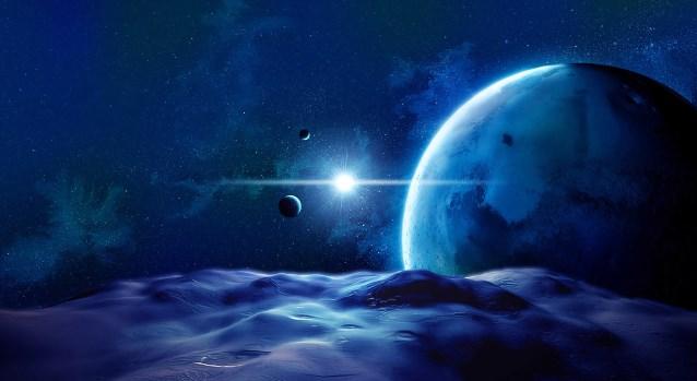 El cielo de sigüenza - Neptuno