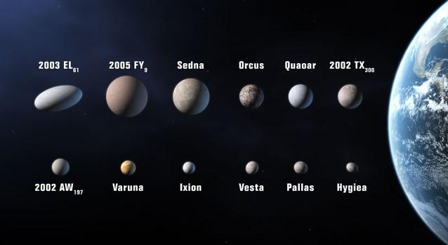 El cielo de sigüenza - Plutón