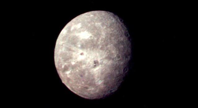 El cielo de sigüenza - Urano
