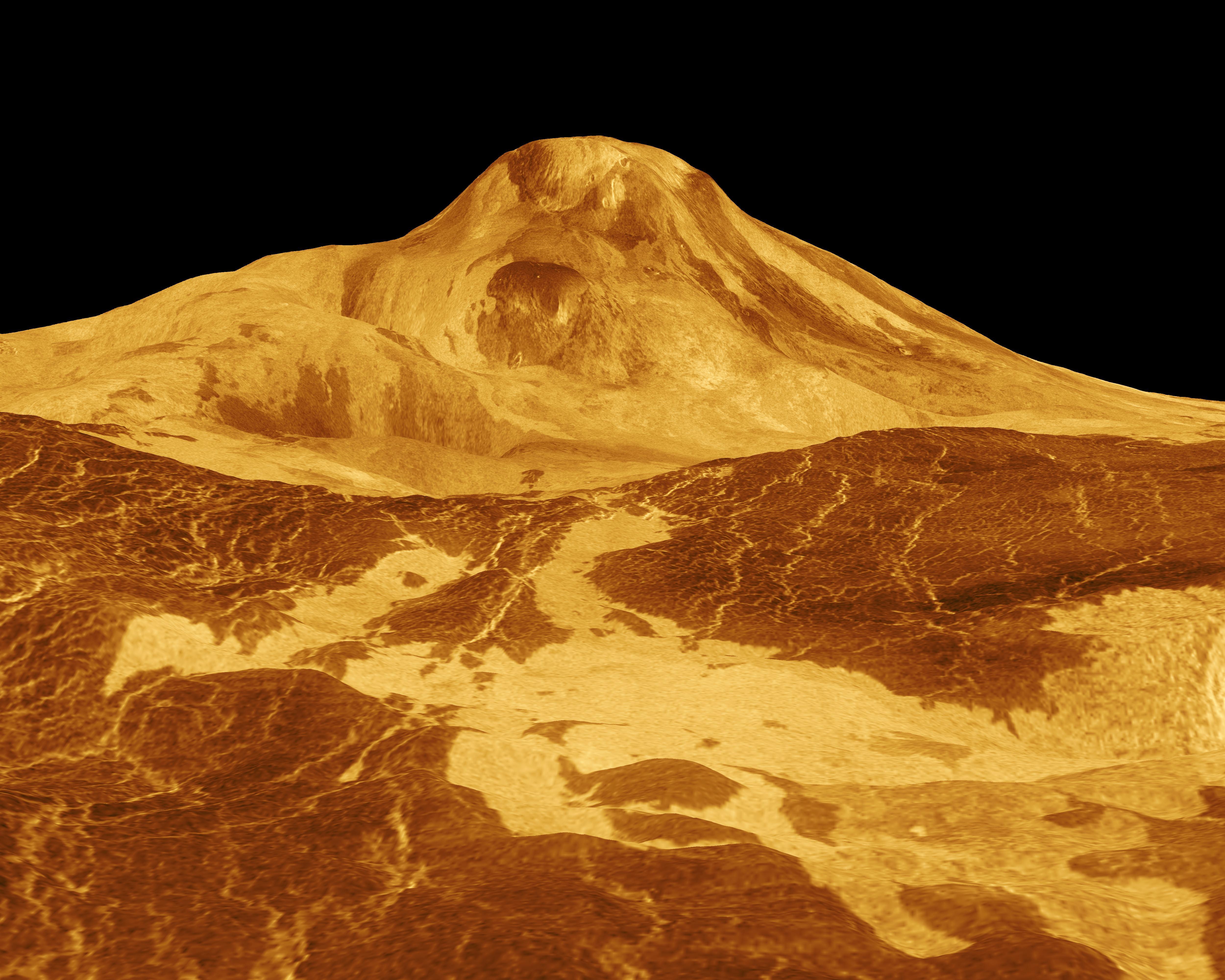 El cielo de sigüenza - Venus
